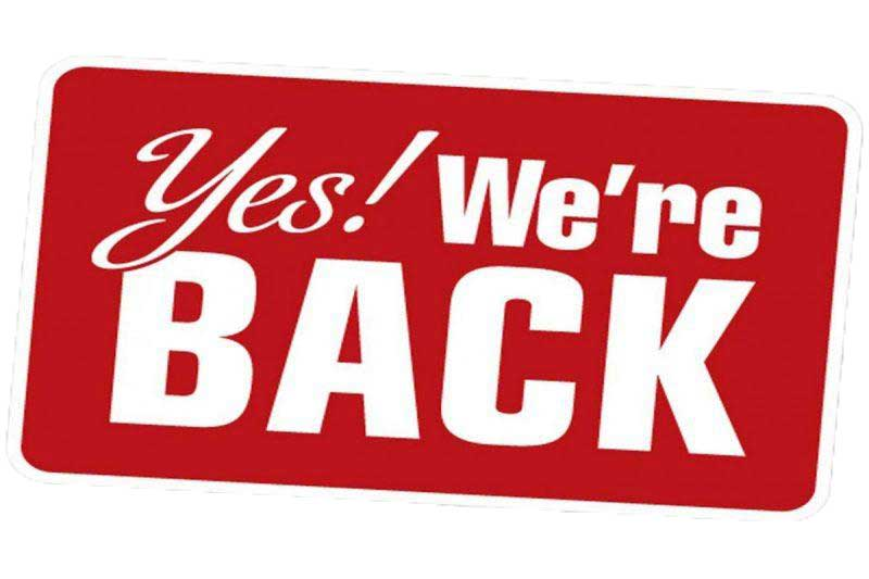We are so excited to be welcoming you back to the new school year!